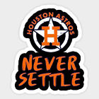 Houston Astros vinyl sticker for skateboard luggage laptop tumblers car (j) on Ebay