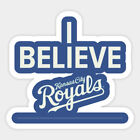 Kansas City Royals vinyl sticker for skateboard luggage laptop tumblers car (b) on Ebay