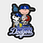 Los Angeles Dodgers vinyl sticker for skateboard luggage laptop tumblers car (c) on Ebay