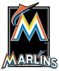 Miami Marlins vinyl sticker for skateboard luggage laptop tumblers car (g) on Ebay