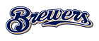 Milwaukee Brewers vinyl sticker for skateboard luggage laptop tumblers  (h) on Ebay