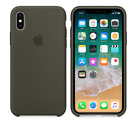 Genuine Ultra Slim Silicone Case Cover for Apple iPhone X XR XS MAX 8 7 6s Plus <br/> 5800+ Sold ,100% Best Quality,Trustworthy,