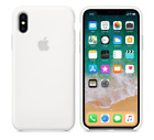 Genuine Ultra Slim Silicone Case Cover for Apple iPhone X XR XS MAX 8 7 6s Plus