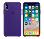 Genuine Ultra Slim Silicone Case Cover for Apple iPhone X XR XS MAX 8 7 6s Plus <br/> 6000+ Sold ,100% Best Quality,Trustworthy,
