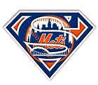 New York Mets vinyl sticker for skateboard luggage laptop tumblers car (d) on Ebay