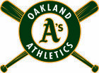 Oakland Athletics vinyl sticker for skateboard luggage laptop tumblers car (f) on Ebay