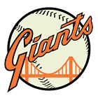 San Francisco Giants vinyl sticker for skateboard luggage laptop tumblers car d on Ebay
