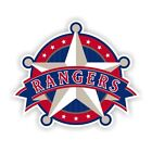 Texas Rangers vinyl sticker for skateboard luggage laptop tumblers car b on Ebay