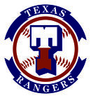 Texas Rangers vinyl sticker for skateboard luggage laptop tumblers car g on Ebay