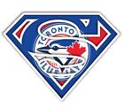 Toronto Blue Jays vinyl sticker for skateboard luggage laptop tumblers car a on Ebay