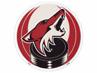Arizona Coyotes Sticker for skateboard luggage laptop tumblers car e $7.99 USD on eBay