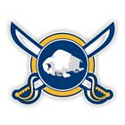 Buffalo Sabres Sticker for skateboard luggage laptop tumblers car f $3.99 USD on eBay