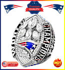 US Super Bowl LIII Brady Ring 2018 2019 Season NEW England Patriots Championship on eBay