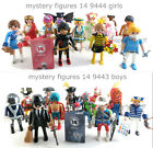 Playmobil Mystery Figures Series 14 9443 & 9444 Boy & Girl Choice NEW