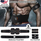 EMS Stimulator Abdominal Muscle Training Gear Toner-Core Toning ABS Workout Belt image