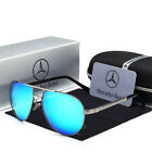 Luxury Brand Benz Sunglasses Polarized Men Driving Glasses