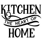 Kitchen quotes stickers decals 12 great designs wall tiles new home KQ 6