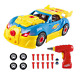 Toys for 3 year olds Boys 4 year old Boy Gifts, CrossRace Take Apart Toy Car Ra