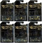 HotWheels Choose from 2018 50th Anniversary Black Gold Series Diecast Cars FRN33 $9.8 USD on eBay