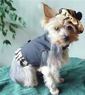 Leopard Print Harness Vest and Hat Set