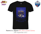 BALTIMORE RAVENS T-SHIRT - NFL London Games 2017 Team Tee (Youth Kids Size) on eBay