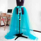 Women Layers Tulle Skirt Long Dress Princess Girls Ballet Tutu Dance Skirt Fanny