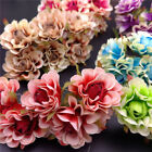 Artificial Carnation Fake Flower Hand Made Wedding Party Decor Wrapping Supplies