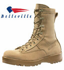 Belleville 790G Men's Waterproof Flight Military Combat Boots TAN- 9.5R to 13R <br/> BRAND NEW 100% AUTHENTIC Made in USA 9.5, 10,11,12,13 R