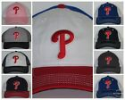 Philadelphia Phillies Retro Snapback Cap ⚾️Hat ⚾️MLB Patch Logo ⚾️13 Styles⚾️New on Ebay