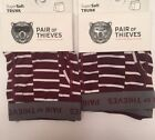 🔴 2 PAIR OF THIEVES Mens Trunk Underwear Super Soft Tempting Fit Breathable New