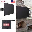 Outdoor TV Cover BOTTOM COVER Weatherproof Dust-proof  Microfiber Cloth 24'-50'