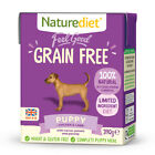 Naturediet+Feel+Good+Wet+Dog+Puppy+Food+Range+Wheat+Gluten+Free+%28Boxes+of+18%29