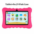 """XGODY Tablet PC Android 8.1 7"""" 8GB Quad Core HD Bundle Case No.29 No.74 for Kids"""