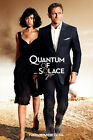 Quantum Of Solace (2008)James Bond Poster Reprint/Home Decor/Wall Decor/Wall Art $29.95 AUD on eBay
