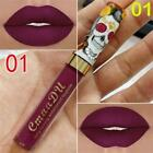 1Pc Colors Matte Liquid Lipstick Waterproof Long Lasting Lip Gloss Beauty Makeup