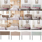 Kyпить Upholstered King/Queen/Twin Size Headboard Button Tufted Adjustable Headboards на еВаy.соm
