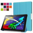 Folio Leather Flip Case Cover For Lenovo Tab 2 10.1 A10-70F A10-70LC 10.1'' Inch