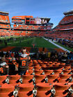 2 CLEVELAND BROWNS LOWER LEVEL 2019 1/2 SEASON TICKETS, SEC 148 ,ROW 16, 10 TKTS