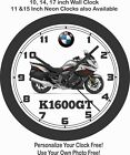 2019 BMW K1600GT MOTORCYCLE WALL CLOCK-DUCATI, APRILIA, TRIUMPH, HONDA $28.99 USD on eBay