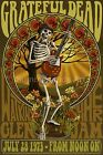 Grateful Dead 60's 70's Concert FINE ART PRINT - Art Paper Canvas High Quality