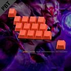 Keycaps Backlit 14Keyset MX Key Caps With Puller For Mechanical Gaming Keyboard
