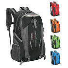 Men Women Travel Nylon Backpack Rucksack Camping Laptop Hiking School Book Bag