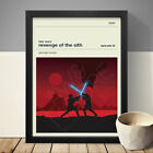STAR WARS: EPISODE III - REVENGE OF THE SITH Movie Poster Film Print