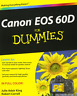 Canon  60D For Dummies PAPERBACK NEW BOOK