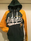 Oakland A's Ladies Full zip Hoodie by G-III Carl Banks - MLB - Free Shipping on Ebay