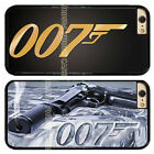 JAMES BOND 007 GUN BACK PC Hard TPU Rubber PHONE CASE COVER FOR IPHONE SAMSUNG $12.59 CAD on eBay