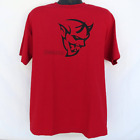 DODGE DEMON SRT RACING RED T-SHIRT HEMI MOPAR DART CHALLENGER CHARGER 2017 $13.99 USD on eBay