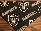 Oakland Raiders Over The Collar Dog Bandana $7.5 USD on eBay