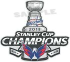 Washington Capitals 2018 Stanley Cup Champions Decal / Sticker $4.2 USD on eBay