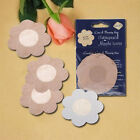 10x Top Petal Shape Invisible Breast Nipple Cover Sticker Bra Pad Patch Hot VE